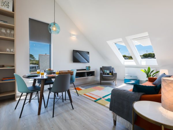 Luxury St Ives apartment