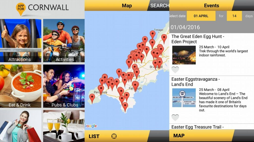 Apps for Cornwall: App for Cornwall