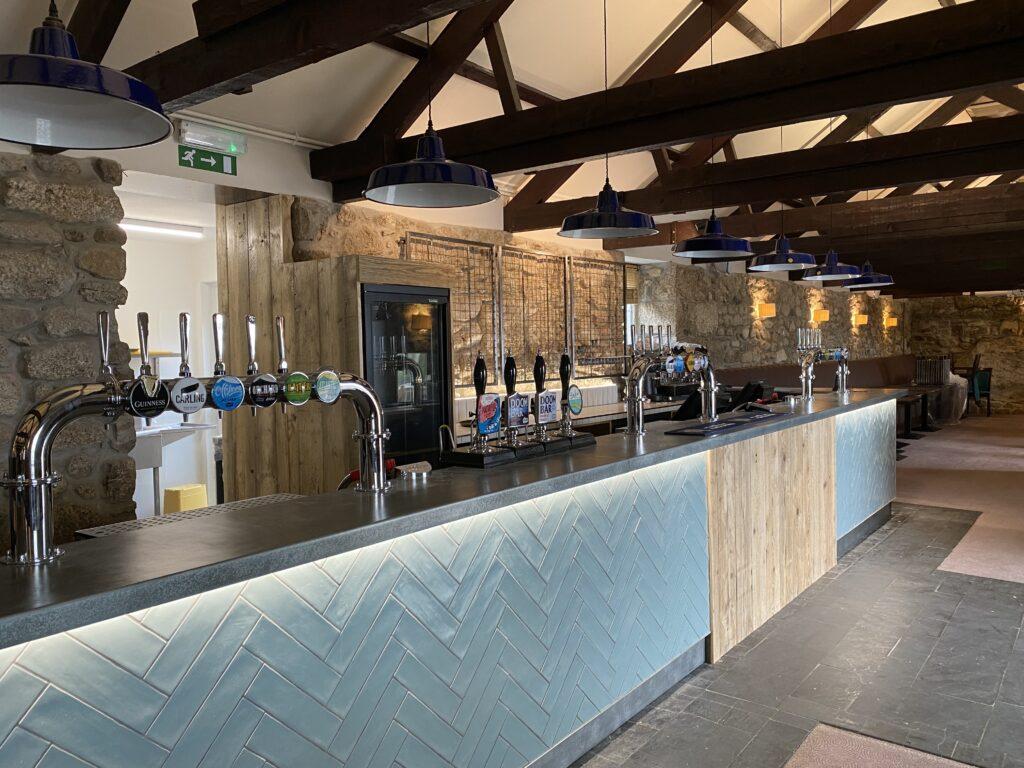 Bar renovation