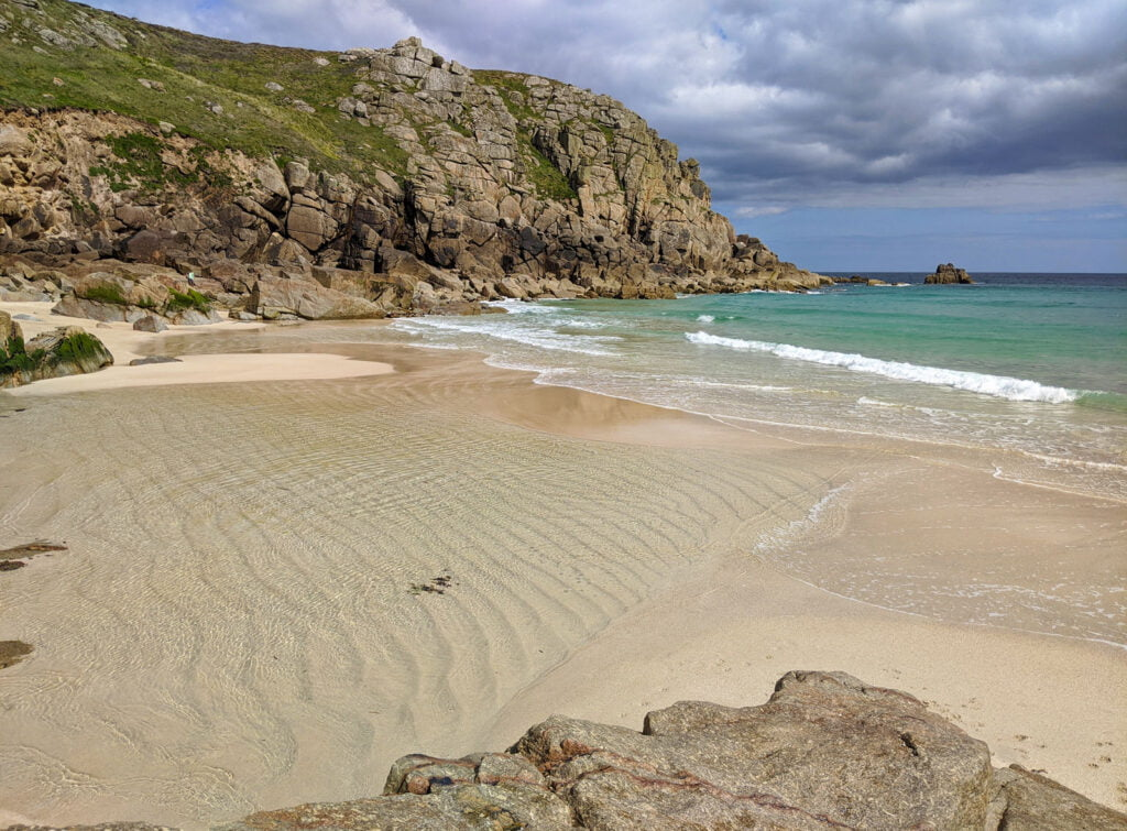 Beaches in West Cornwall - Porthchapel