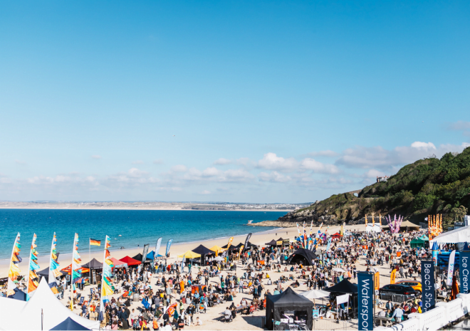St Ives Food and Drink Festival 2021