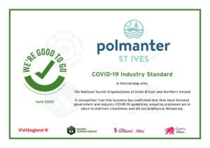 We're good to go - Coronavirus Certification